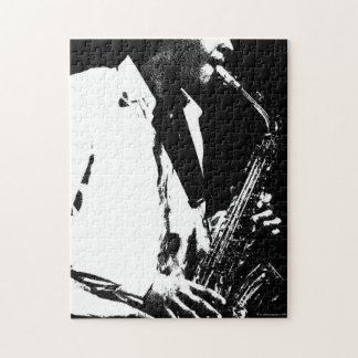 Saxophone Jigsaw Puzzle