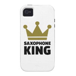 Saxophone king crown iPhone 4/4S case
