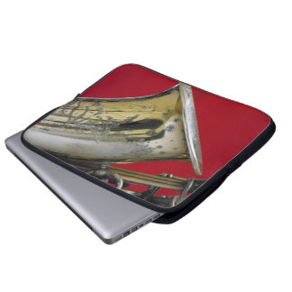 Saxophone Laptop Sleeve