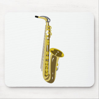 Saxophone Mouse Pad