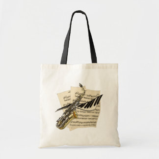 Saxophone Piano Music Bag