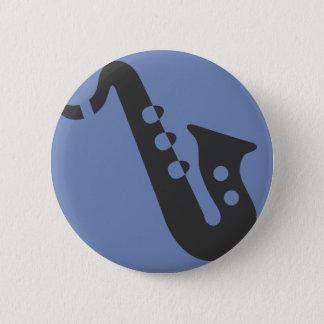 Saxophone pin