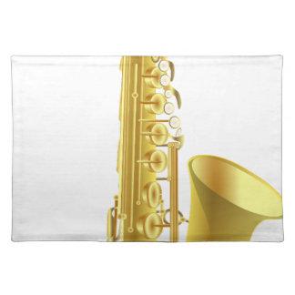 Saxophone Placemat