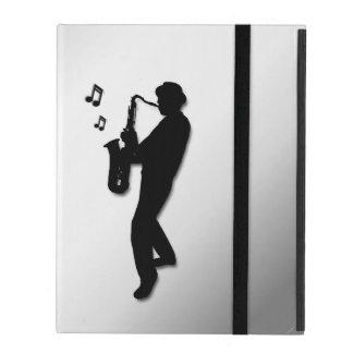 Saxophone Player iPad Case