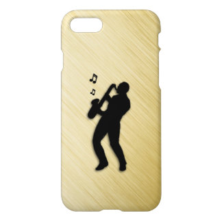 Saxophone Player iPhone 8/7 Case