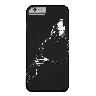 Saxophone Player iPhone Case