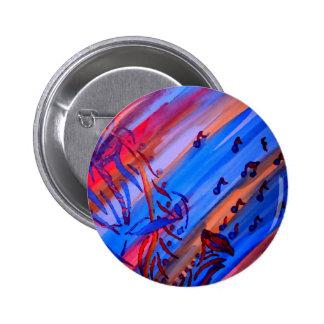 """Saxophone"" Ribbon Series  CricketDiane Design Pins"