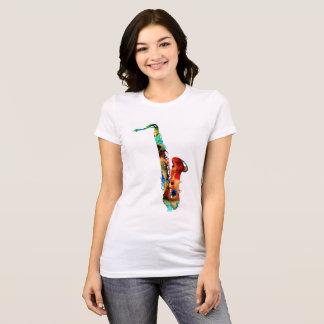 Saxophone T-shirts............... T-Shirt