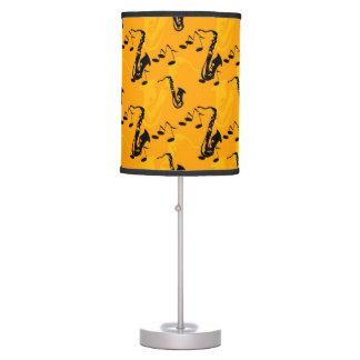 Saxophone Table Lamp