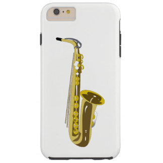 Saxophone Tough iPhone 6 Plus Case