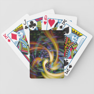 Saxophones Bicycle Playing Cards