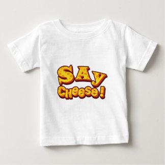 say cheese! baby T-Shirt