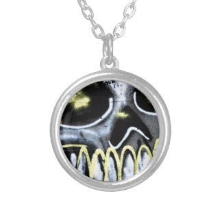 Say Cheese Silver Plated Necklace