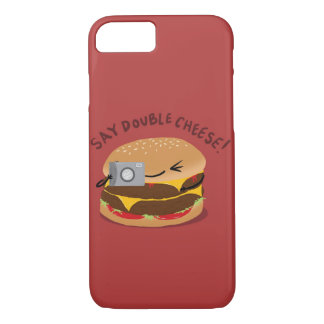 Say Double Cheese! iPhone 8/7 Case