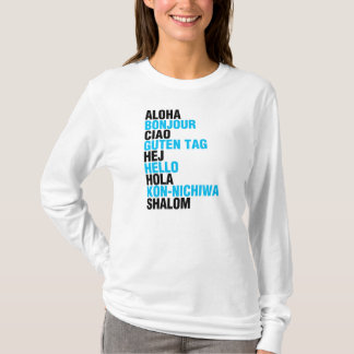 Say Hello T-Shirt