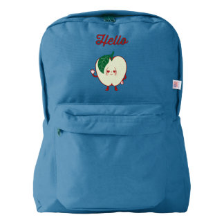 Say Hello to the Apple Backpack