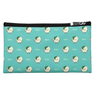 Say Hello to the Apple Cosmetic Bag