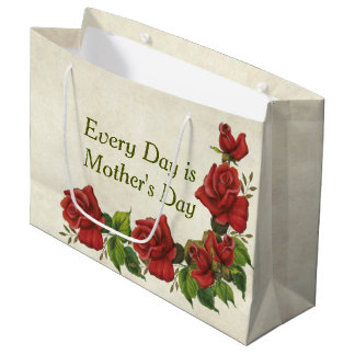 Say It with Roses Large Gift Bag