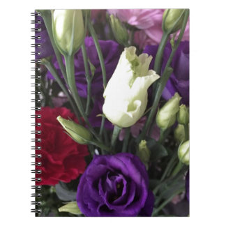 Say Love you with Flowers Notebooks
