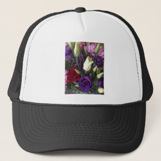 Say Love you with Flowers Trucker Hat