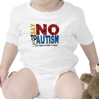 Say NO To Autism 1 Tees