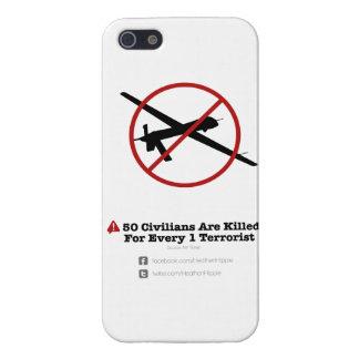 Say No To Drones iPhone 5 Case