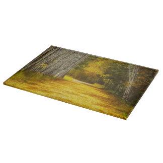 Say You'll Follow Me Cutting Board Landscape