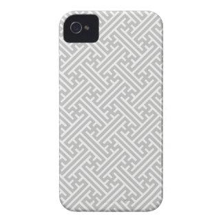 Sayagata Grey iPhone 4 Case-Mate Case
