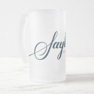 Saybrook Frosted Mug