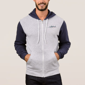 Saybrook Men's Bella+Canvas Full-Zip Hoodie