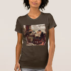 Saying Grace by Norman Rockwell T-Shirt
