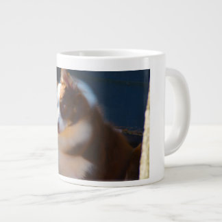 Saying no. large coffee mug