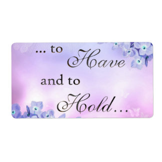 Saying Quote Shipping Label