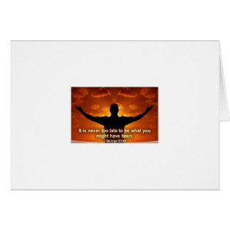Sayings-On-Successful-Life Greeting Cards