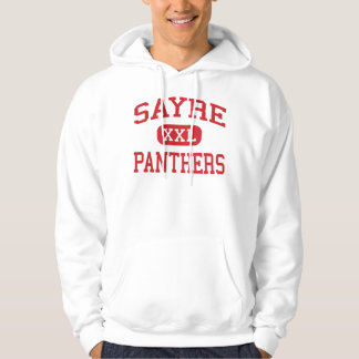 Sayre - Panthers - Middle - Philadelphia Hoodie