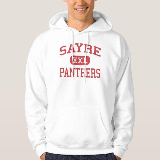 Sayre - Panthers - Middle - Philadelphia Hoodie