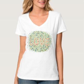 Says LOVE T-Shirt