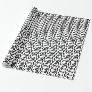 Sazanamimon Japanese Pattern Wrapping Paper