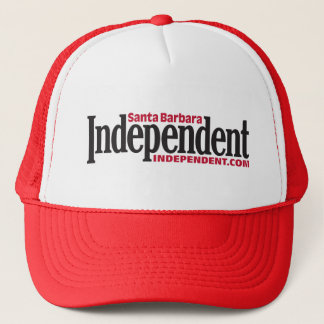 SB Indy red trucker hat