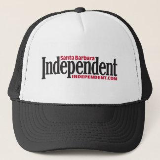 SB Indy Truck Hat Black