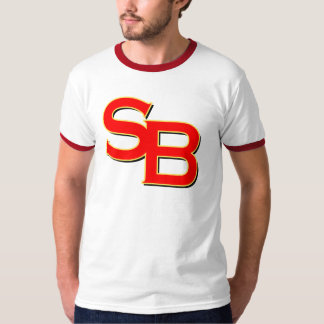 SB - San Bruno Letters T-Shirt