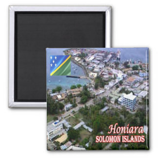 SB - Solomon Islands - Honiara - General View Magnet