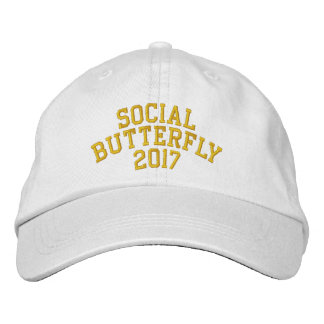 SBM 2017 Embroidered Men's Hat