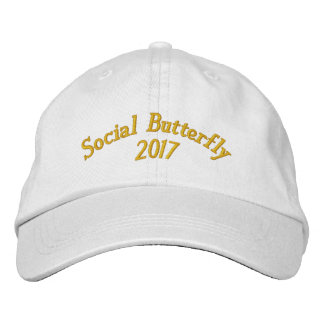 SBM 2017 Embroidered Women's Hat