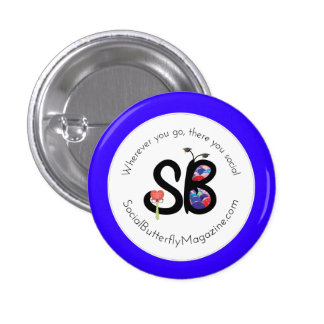 SBM Dads & Grad  Logo Mini Button Pin