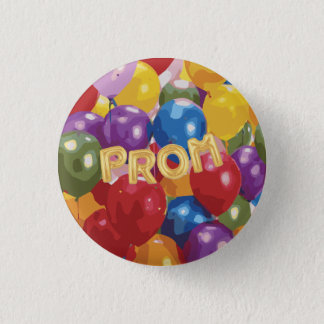 SBM Prom Balloon Mini Button Pin