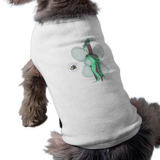 SBM Pseudo Celeb Feather Fashion Pet Tank Top