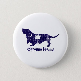 SC Dog 2 Inch Round Button