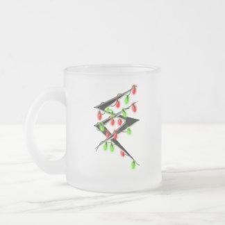 SC Logo with Christmas Lights Mug