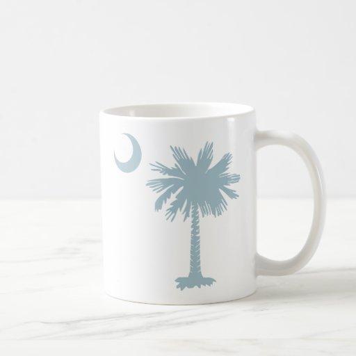 SC Palmetto & Crescent (CB) Mugs